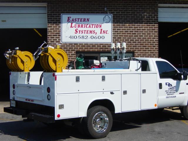 Automotive lubrication systems installation repair for Eastern motors manassas va